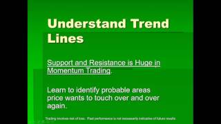 Simplified Trend and Momentum Trading - Position Trading from 01.11.2016