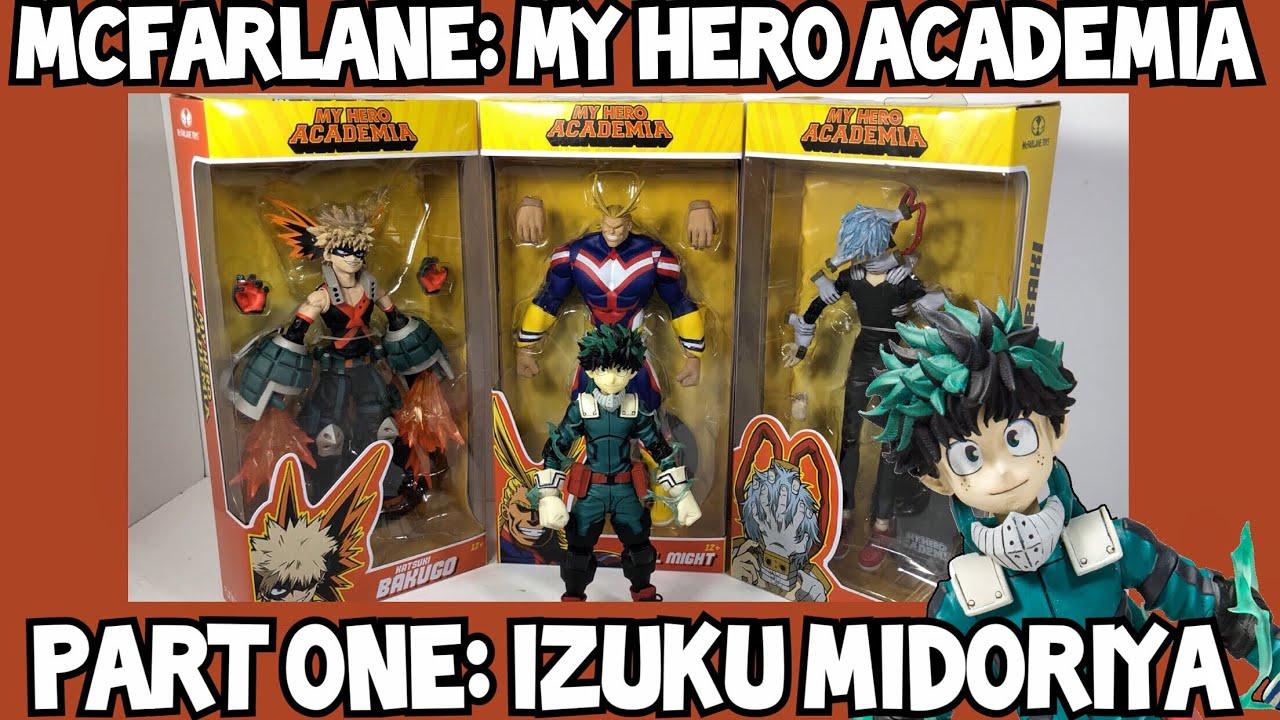 Mcfarlane Toys Izuku Midoriya My Hero Academia