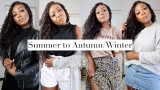 Transitioning from SUMMER to AUTUMN/WINTER Fashion | Thandi Gama