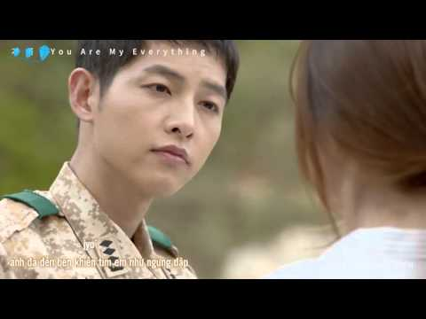 [Vietsub+Kara] You are my everything - Gummy (Descendant Of The Sun OST Part 4)