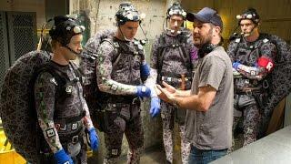 Съемки фильма Черепашки-ниндзя 2 (2016) TMNT 2 behind the scenes. Filming TMNT 2