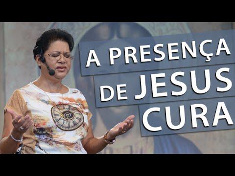 A Presença De Jesus Cura As Nossas Enfermidades - Irmã Maria Eunice