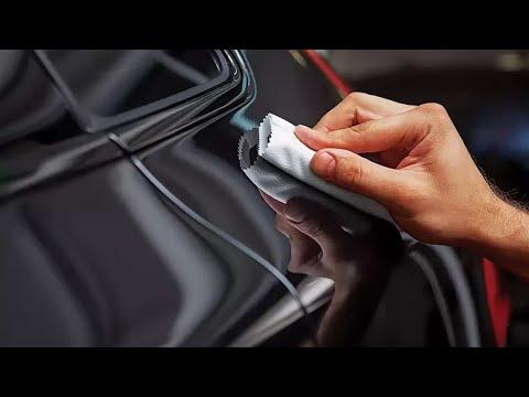 Для чего используют стеклянное покрытие для автомобиля?