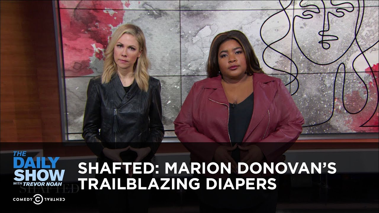Shafted: Marion Donovan's Trailblazing Diapers