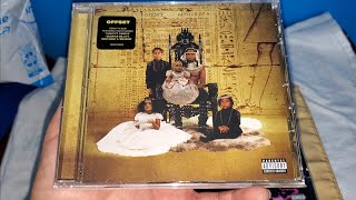 Offset - Father Of 4 CD unboxing