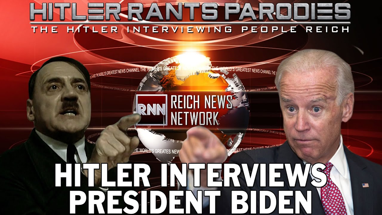 Hitler interviews President Biden