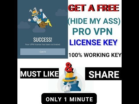 Download How To Get A Free Hma Pro Vpn License Key 100
