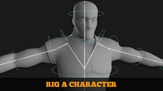 Rig A Character - Beginner Edition