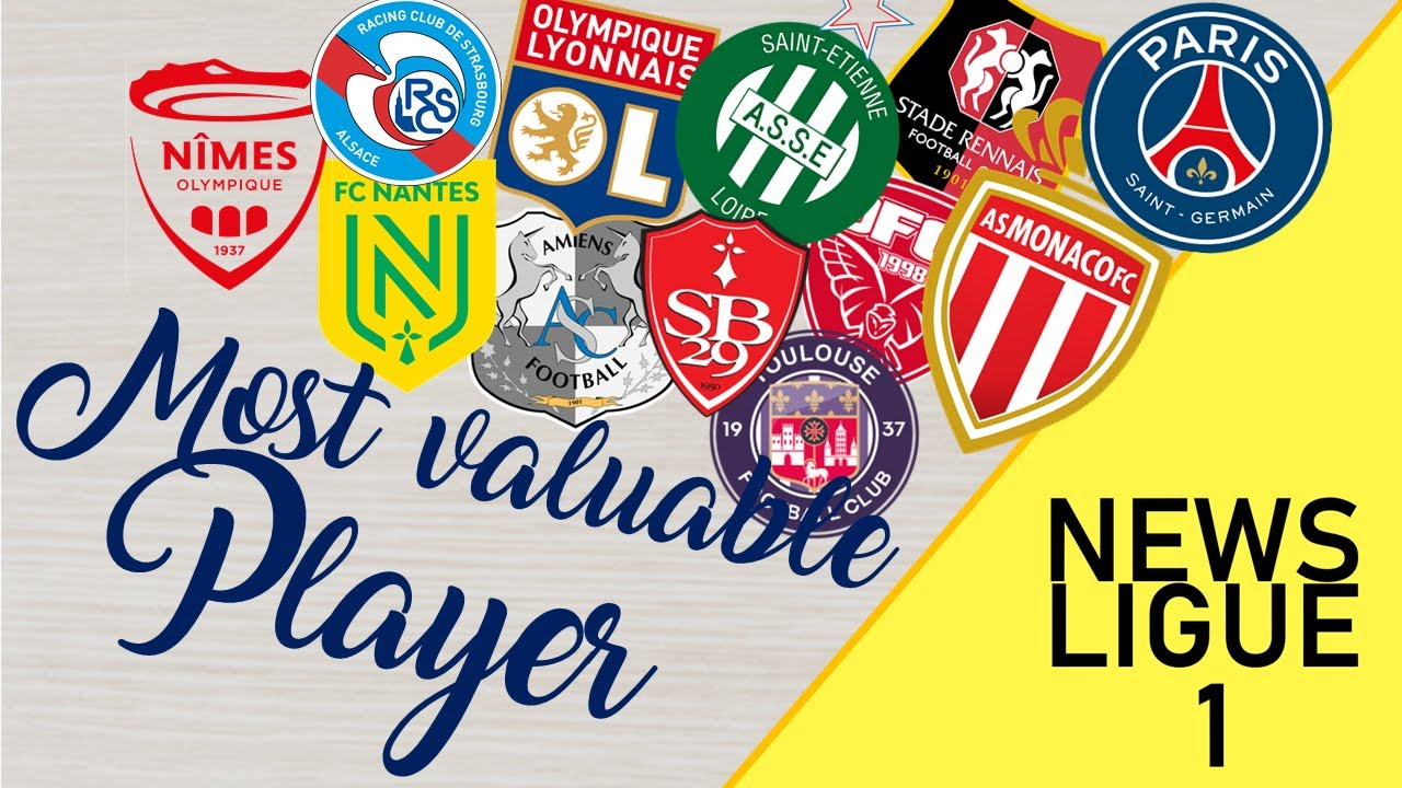 Ligue 1: Most valuable player in each team • League of talents • Mbappé is king!