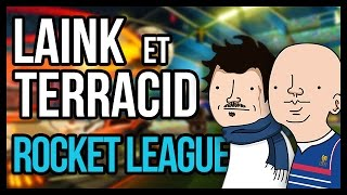 LA LÉGENDE !!! (Rocket League)