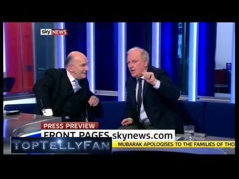Kelvin McKenzie loses it with Stephen Pound (Sky News, 10.2.11)
