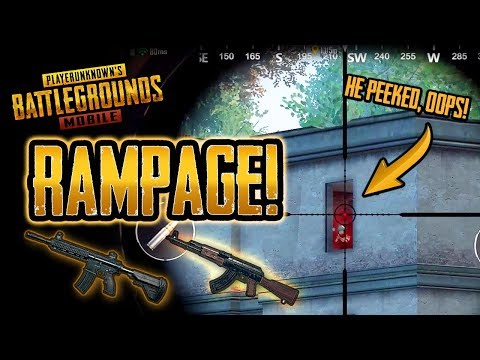 CAUGHT RELOADING... Classic Mode RAMPAGE! (PUBG Mobile)