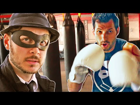 Thumbnail: We Spent the Day With Real Superheroes