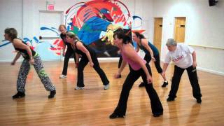 Zumba - Moves Like Jagger - Zumba With Judy