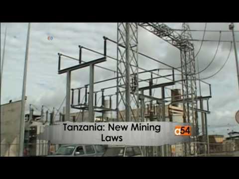 Tanzanian President Signs New Mining Bills