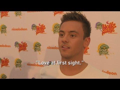 Tom Daley interview: Diver talks about new boyfriend