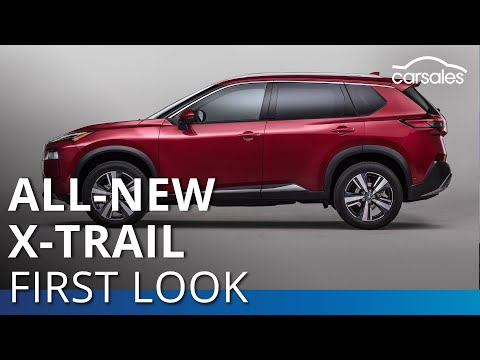 All-new 2021 Nissan Rogue / X-TRAIL First Look @carsales.com.au