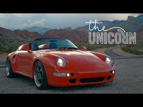 1995 Porsche 993 Speedster: Unicorn Conversion