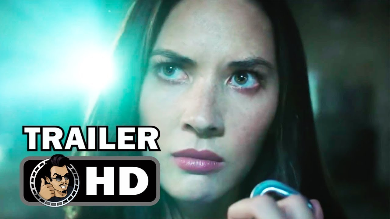 Six Season 2 Official Trailer 2 Hd Olivia Munn History Series Youtube