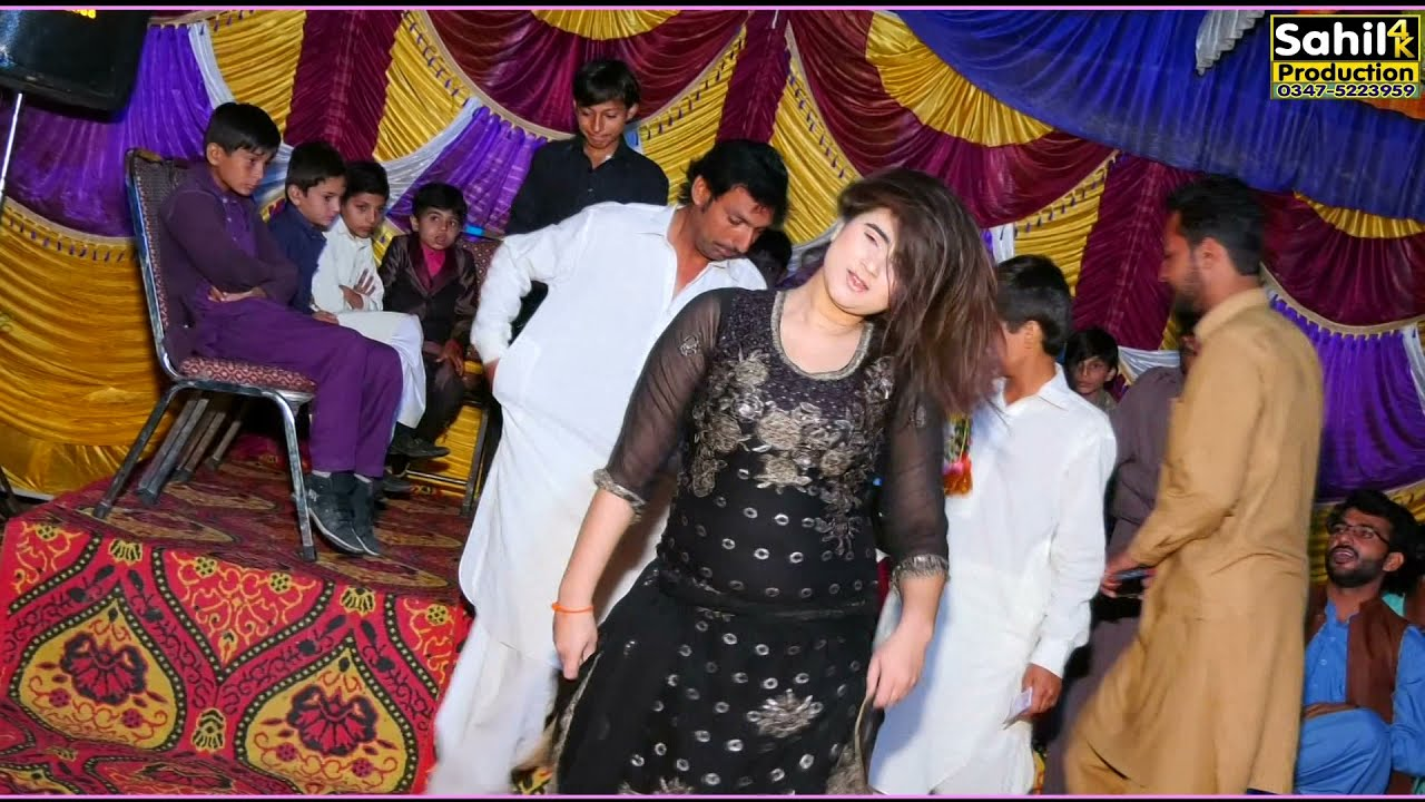 Download Dhol Jo wikda Mul Cha Ghindi Madam Mahnoor New Dance Perfomance 2021 SahiL 4K Production 03475223959
