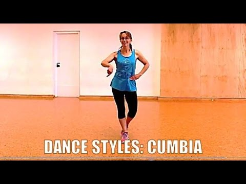 BASIC STEPS: CUMBIA