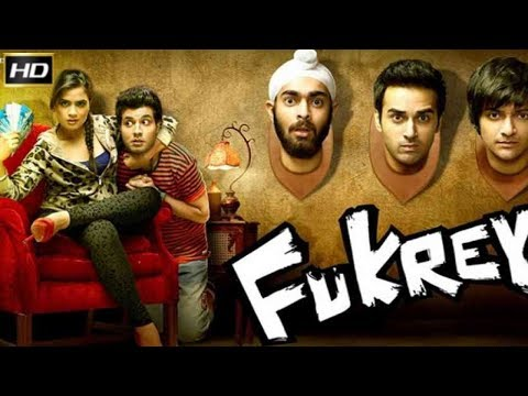 Fukrey 2013 | Comedy Movie | Pulkit Samrat, Manjot Singh, Ali Fazal, Varun Sharma