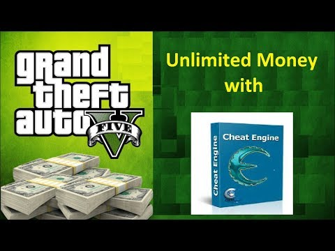 GTA 5 (Grand Theft Auto V )money Hack With Cheat Engine By Kingsixgames