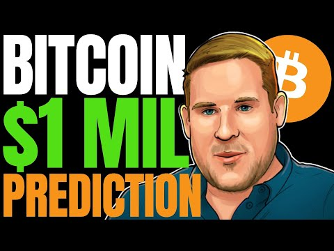 """Bitcoin Could Go To $1,000,000"" Says Kraken's Head Of Business 