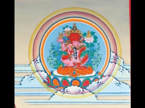 Amitayus Long Life Mantra