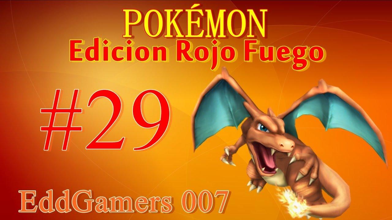 pokemon rojo fuego 29 sexto gimnasio ciudad azafr n
