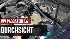 🔍 VW Passat 3B 1.6 | Auto Mängel Check