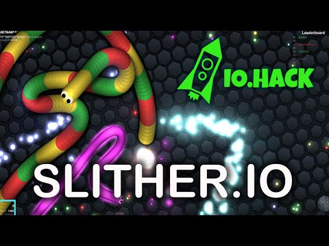 SLITHER.IO HACK BOT ★ SLITHER.IO HACK SKINS★ WORLD RECORD LENGTH