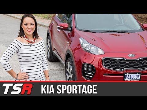 Kia Sportage 2017 La siguiente evolucin de un modelo ganador. Monika Marroquin
