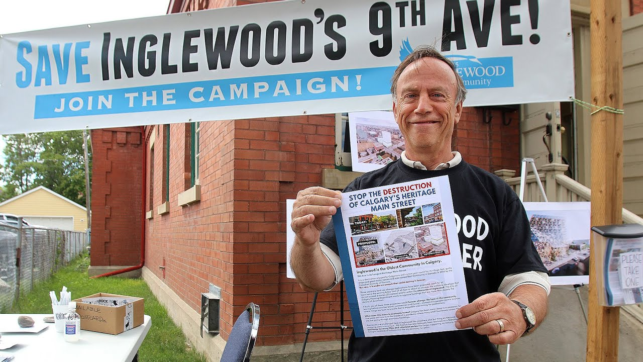 Inglewood community campaigns to keep high-rise buildings out