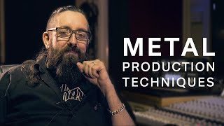 Metal Production Tips with Russ Russell (Napalm Death, Dimmu Borgir)