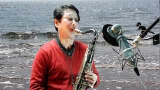 배호의 파도 - 홍종명 색소폰 연주