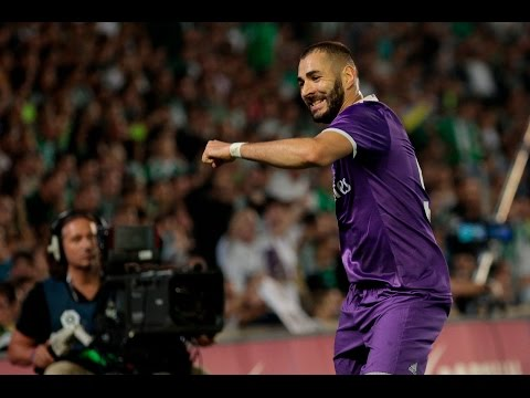 Betis 1-6 Real Madrid |GOALS: Varane, Benzema, Marcelo, Isco (2), Cristiano | LIVE MATCH REACTION