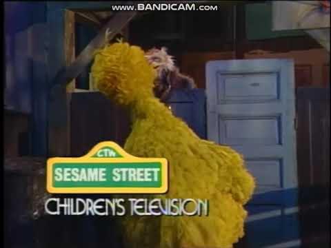 Sesame Street Endings Part 31