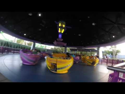 2016 Universal Storm Force Accelatron Ride
