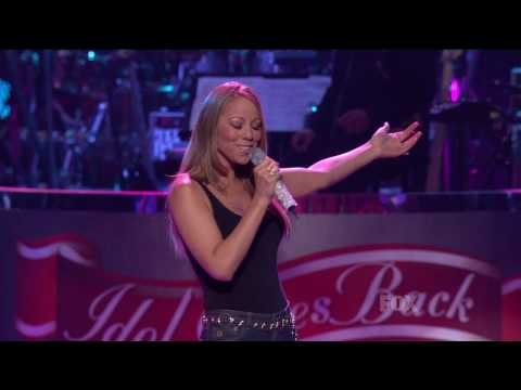 Mariah Carey Live on Idol Gives Back [Full HD Quality]