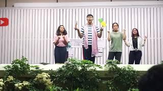 PERFORMANCE MALAM INAGURASI FASILITATOR TIK TOK 2018 || PK2MB OUTDOOR STP TRISAKTI 2018