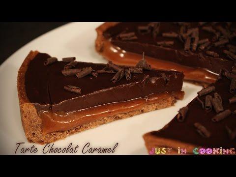 recette-de-tarte-chocolat-caramel-au-beurre-salé