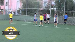 Dınamo Adana - Dortmund Cıty Maçın Yıldızı/ ADANA/ iddaa Rakipbul Ligi 2014 Kapanış Sezonu