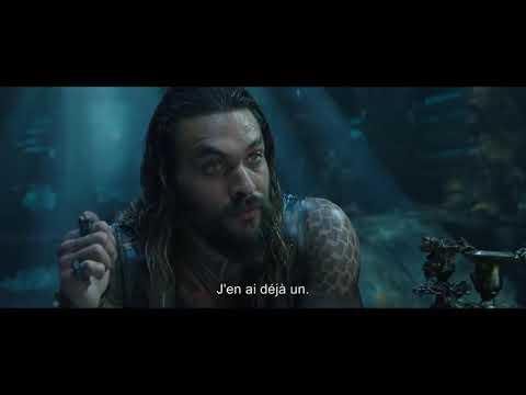 Aquaman a sa bande annonce finale (VOSTFR) avec Jason Momoa / Amber Heard / Willem Dafoe