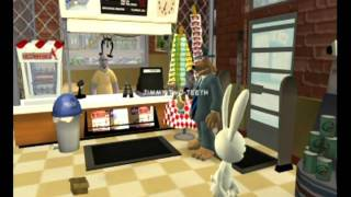 10-Minute Gameplay - Sam and Max Season One Episode 5: Reality 2.0 (Wii)