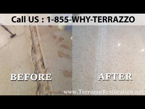 What's The Best way to Clean Terrazzo Floors Service in Fort Lauderdale?