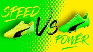 Puma EvoSpeed vs EvoPower | KitLab | Tekknicians