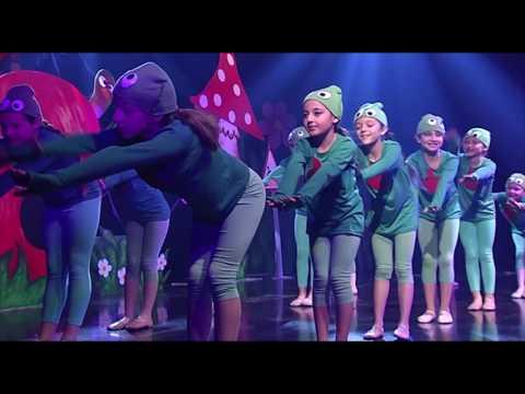"""Bugzzz World""  Dance Performance , by FreeWay Dance Studios, 2016"