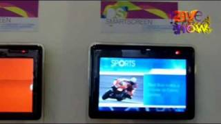 ISE 2012: SmartScreen Includes Audience Measurement and Content Management Inside DS Display