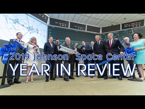 2019 Johnson Space Center Year in Review